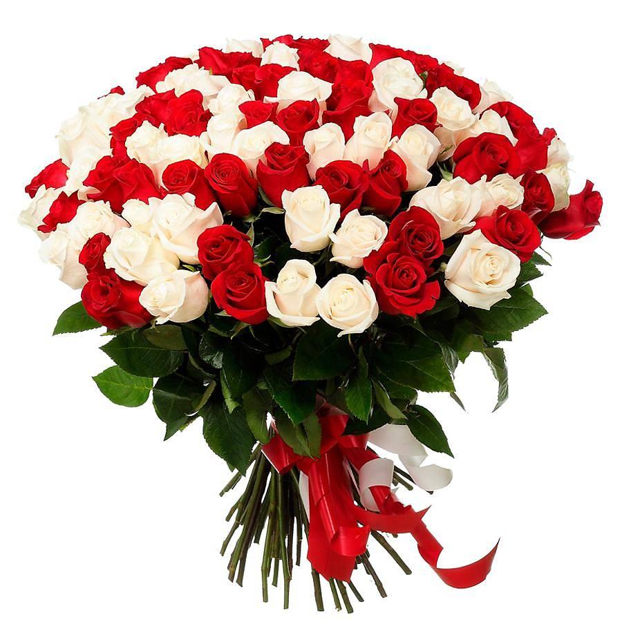 Картинки про красные розы букет